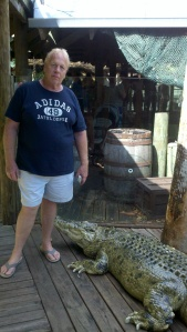 Tom and Gator
